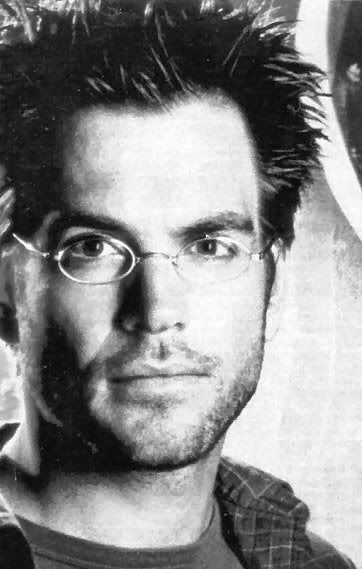 Michael Weatherly - an example how glasses may improve the appeal ;)