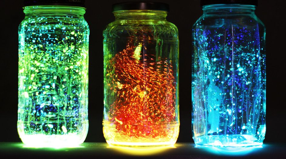 Floating Fairies Glow Jar Mason Jar Crafts Diy