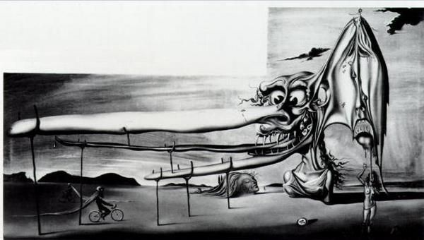 orwell dali essay I wonder why orwell felt compelled to compose this essay were all of these allegations true, none of dali's artistic genius is diminished, nor are the.