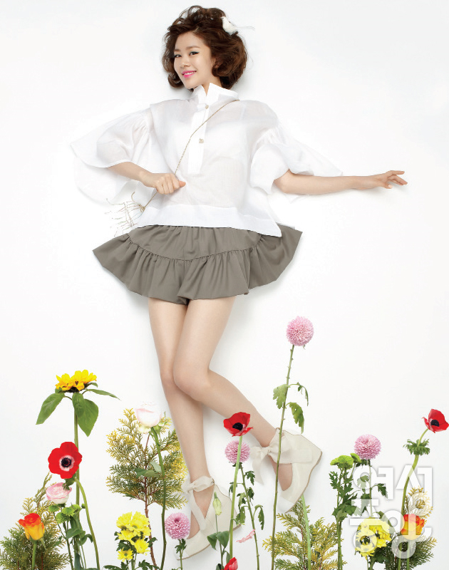 Jung So Min Women's Central March 2013 Look 6 | Jung so ...