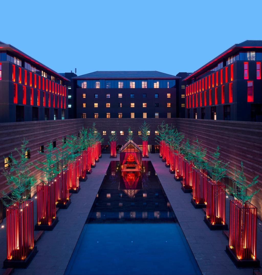 The Westin Xian Sunken garden, Hotel reviews, Trip advisor