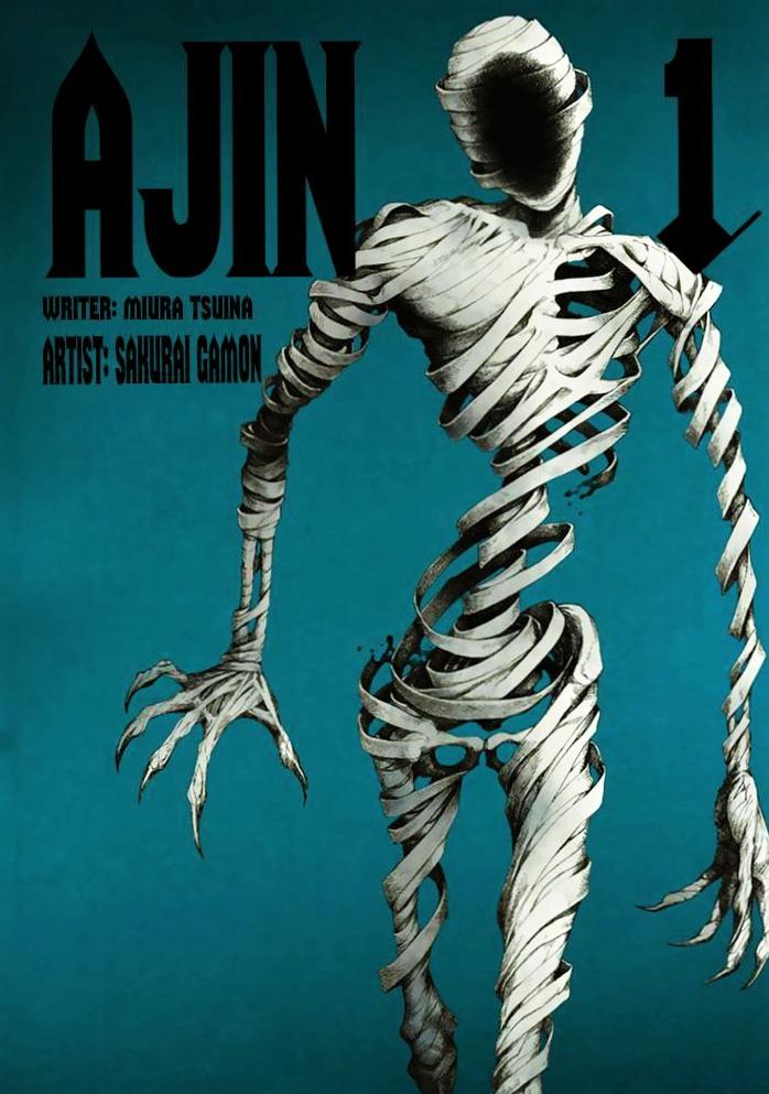 Ajin (With images) Ajin anime, Ajin manga, Ajin