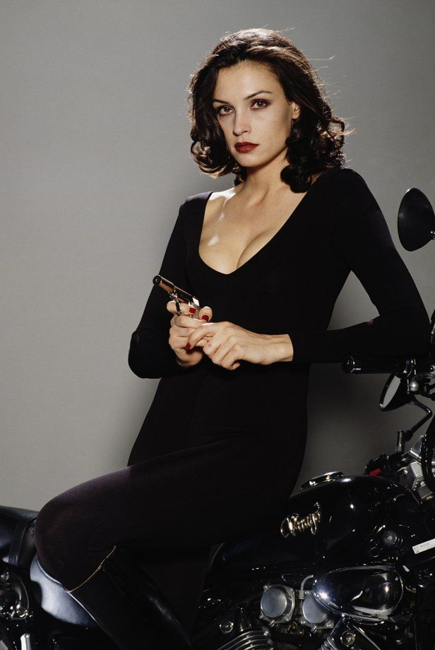 1985ed4fd5f8 Famke Janssen Goldeneye, Chicas Bond, Xenia Onatopp, Best Bond Girls, James  Bond