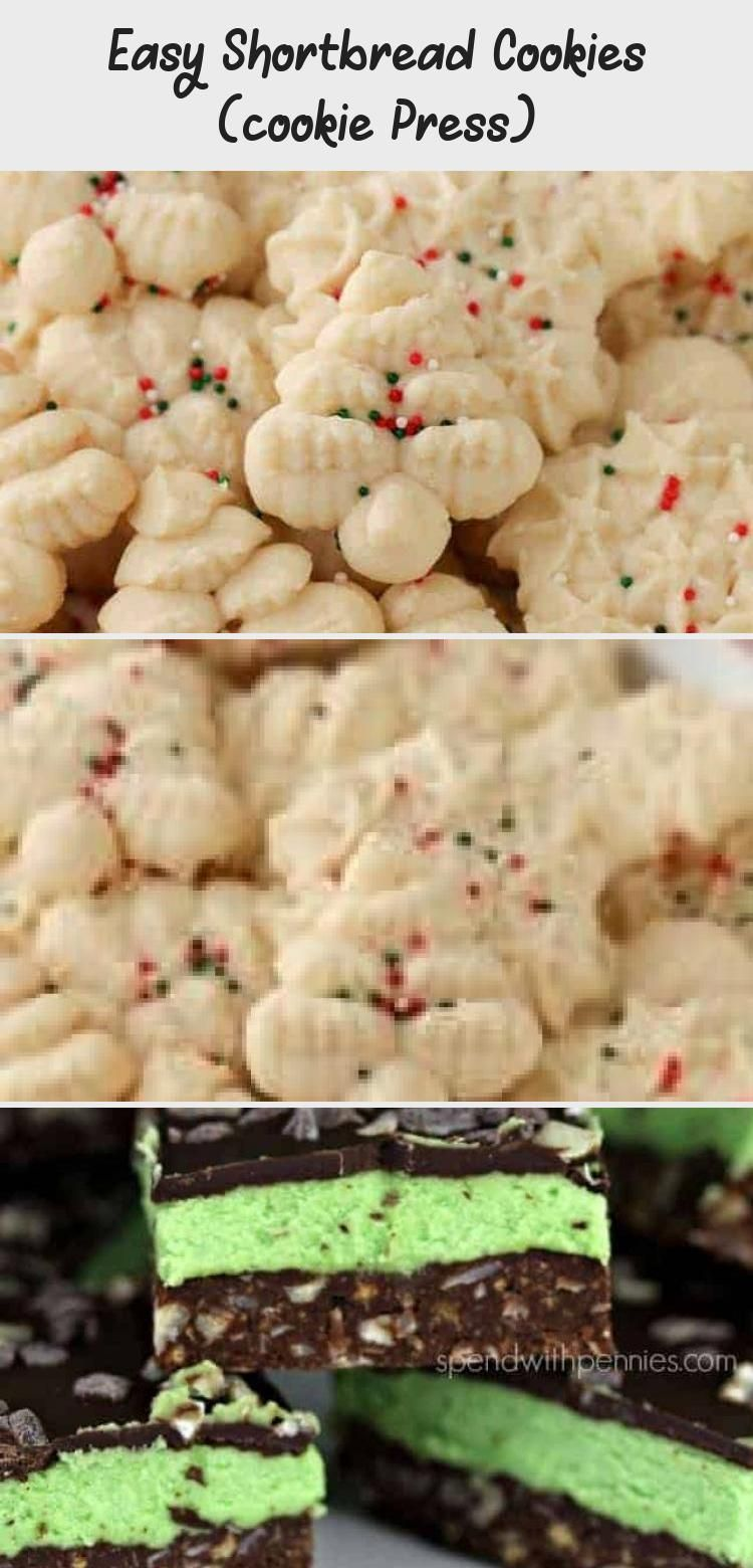 Photo of Grandma's Shortbread Cookies!  This has been my favorite Christmas Cookie since …