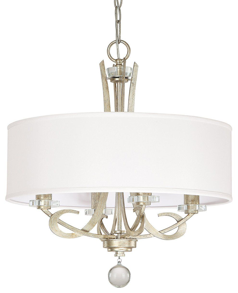 South S Decorating Capital Lighting 4264wg 568 Hutton Transitional Chandelier Cp