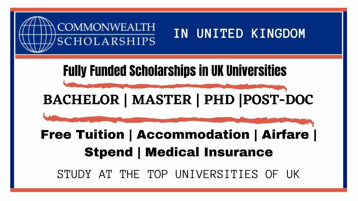 Information About Full Scholarships For International Students Undergraduate Uk