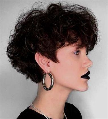 Pin di Deb King su Hair styles Acconciature capelli corti Capelli corti ricci e Capelli corti