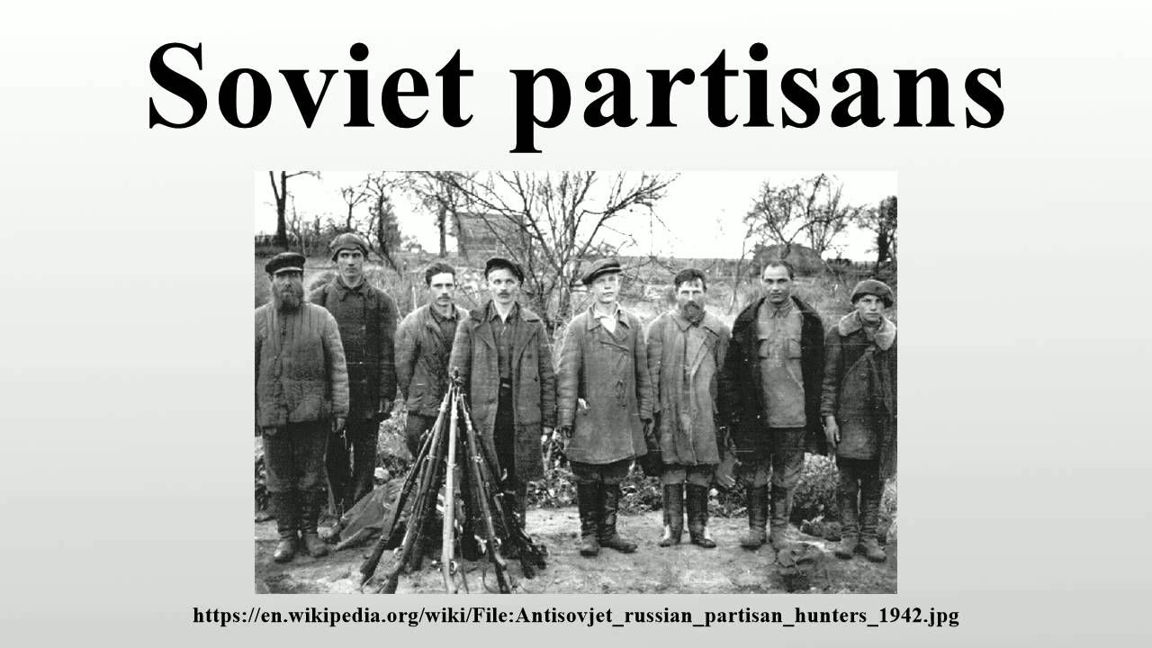 Image Result For Public Domain Pictures Of Wwii Partisans