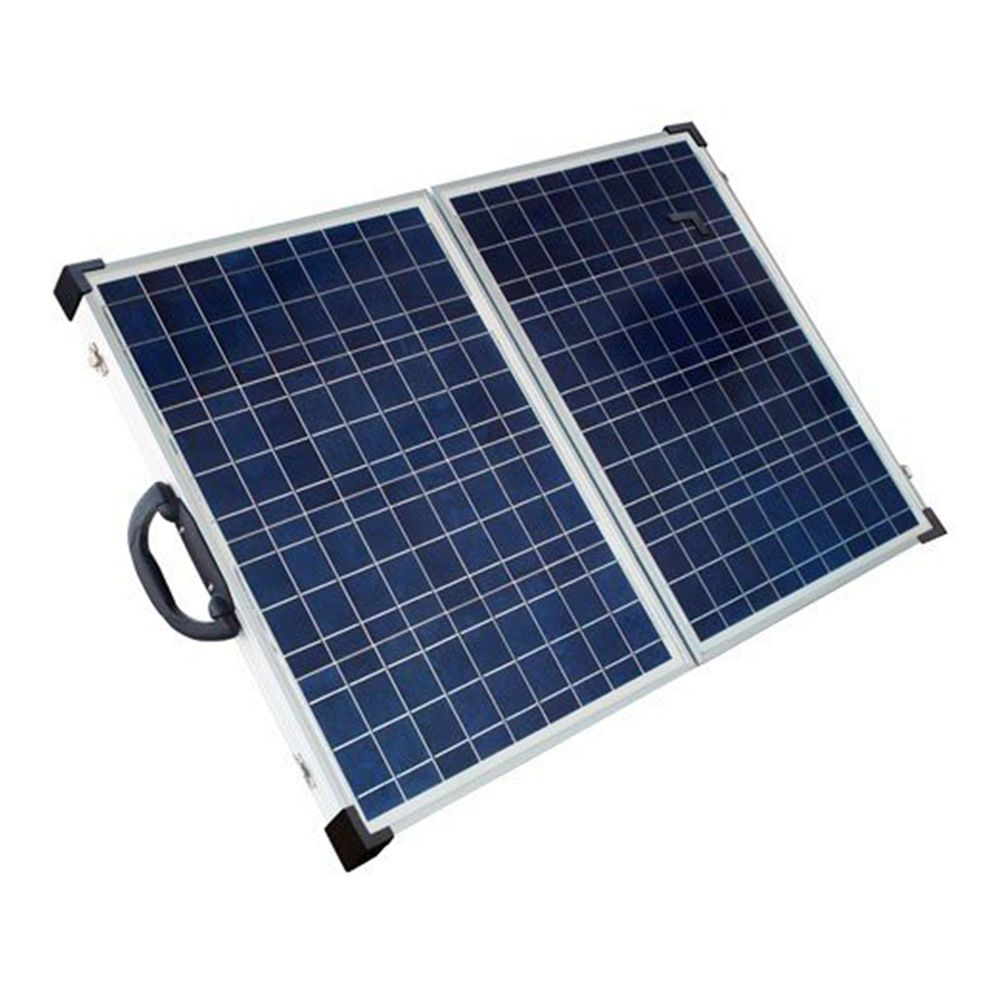 Solarland 80w 12v Portable Folding Solar Charging Kit Slp080f 12s Global Solar Supply Solar Panels Solar Energy Panels Best Solar Panels