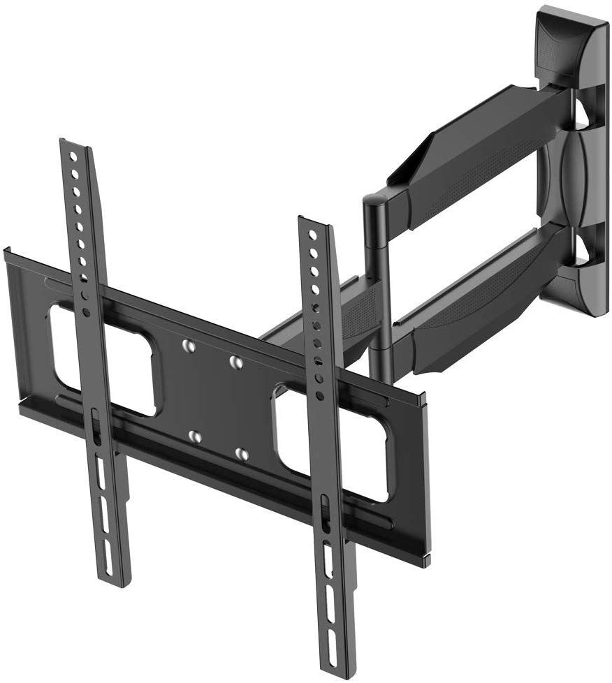 Mgo Tv Wall Mount For Most 26 50 Inch Flat Screen Tv Full Motion