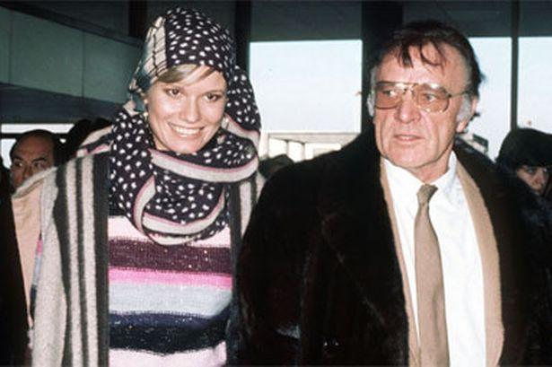 Suzy Miller Hunt Burton Richard Burtons 3rd Wife Elizabeth