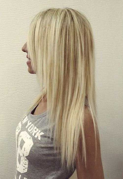 25 Lange Abgehackte Haarschnitte Thin Hair Haircuts Long Thin Hair Long Hair Styles