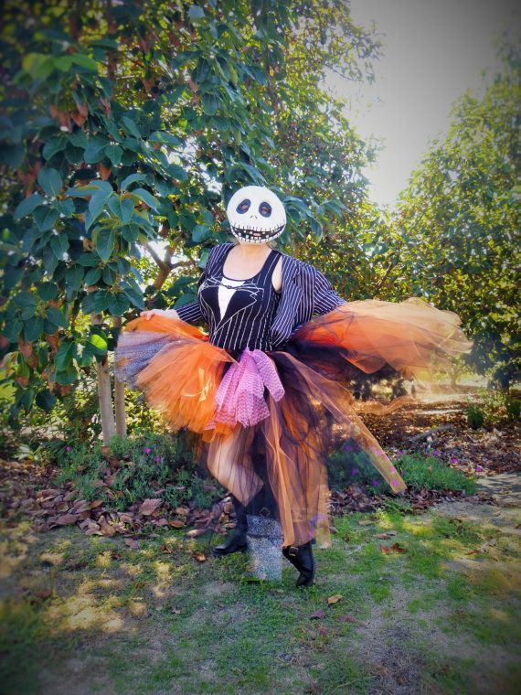 Hey, I found this really awesome Etsy listing at https://www.etsy.com/listing/253945862/jack-skellington-tutu-costume-nightmare