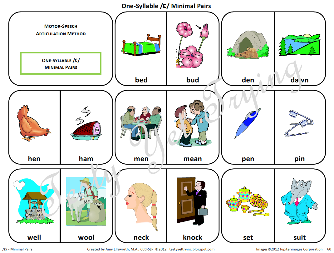 Phonological processes homework