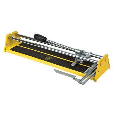 "Qep Tile Tools Tile Cutter 20"""