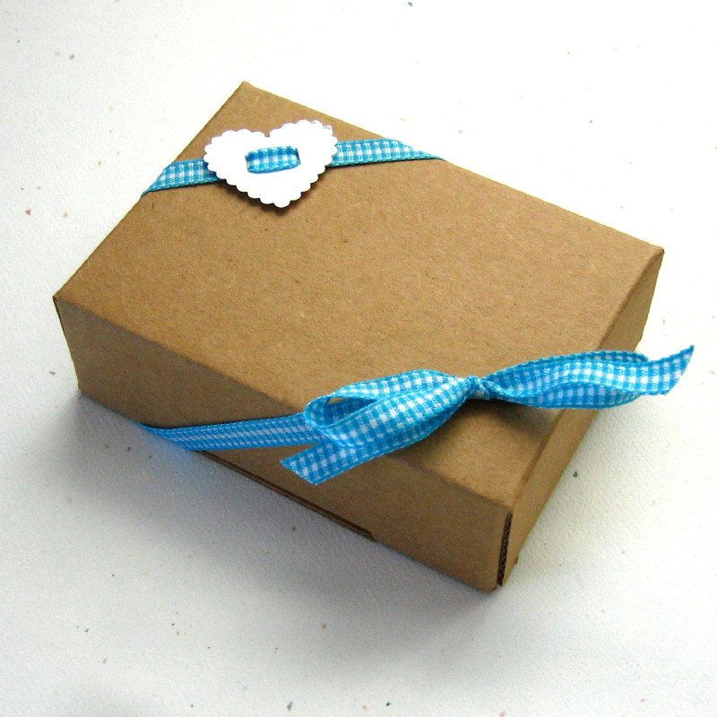 10 Kraft Boxes Soap Box 2 5 8 X 3 3 4 X 1 1 8 Inches 7 75 Via Etsy Soap Boxes Kraft Boxes Handmade Soaps