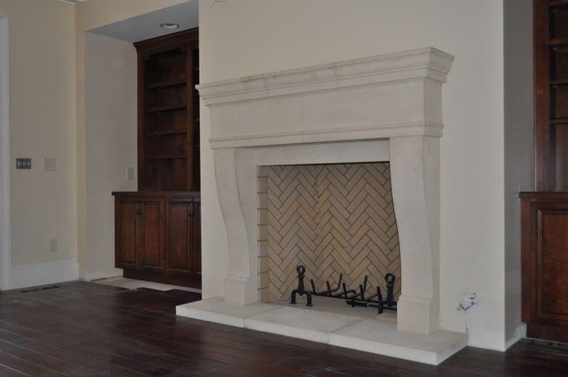 Limestone Fireplace Mantels Limestone Fireplace Mantels New York
