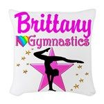 GORGEOUS GYMNAST Woven Throw Pillow http://www.cafepress.com/sportsstar/12704467 #Gymnastics #Gymnast #IloveGymnastics #Gymnastgifts #WomensGymnastics #USAGymnastics #Gymnasticsgifts #Gymnastgift  #personalizedgymnast #customgymnast
