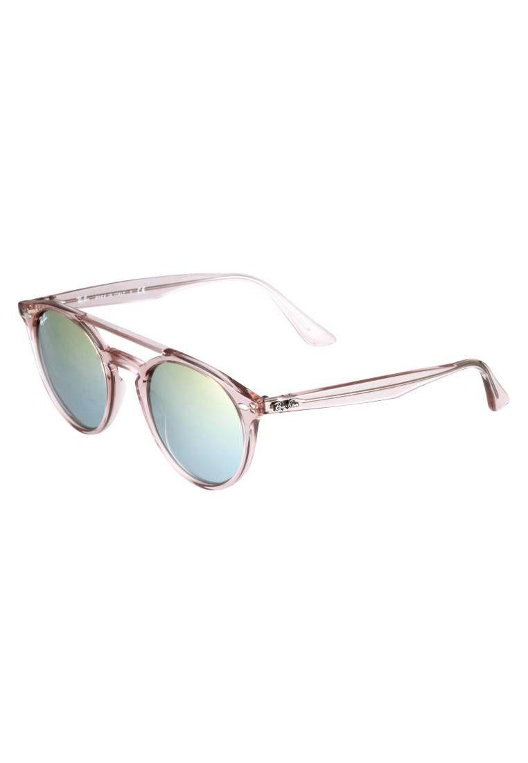 3077dc16e15a7 Lunettes de soleil - pink @ ZALANDO.FR 🛒 | Zalando ♥ Lunettes de ...