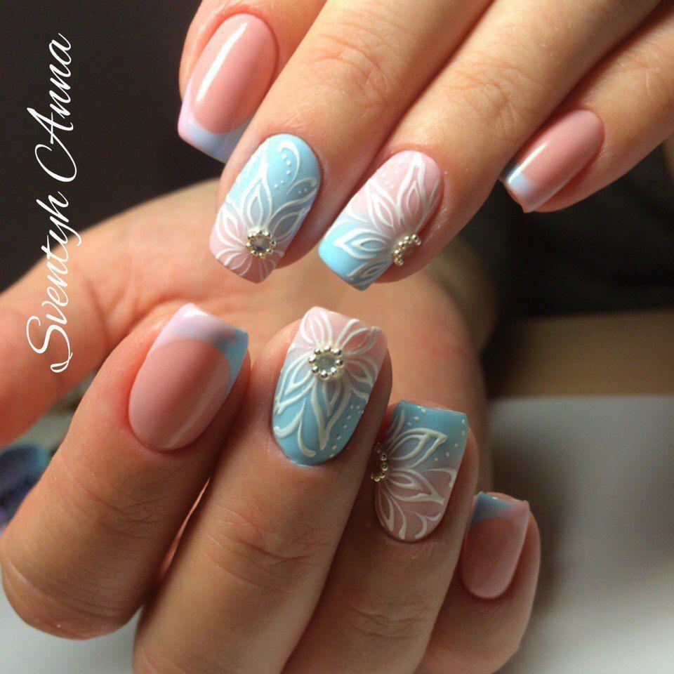Ногти дизайн фото ВКонтакте Надо попробовать pinterest