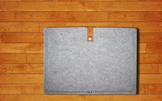 Cover PERSONALIZZATA MacBook Air  custodia in vera di Morelato, €41.99