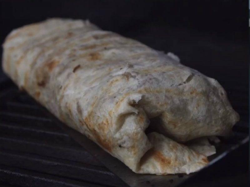 California Burrito Recipe Video California Burrito Burritos Recipe Burritos