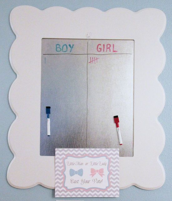 Gender Reveal Birthday Party Ideas | Photo 1 of 22 | Catch My Party