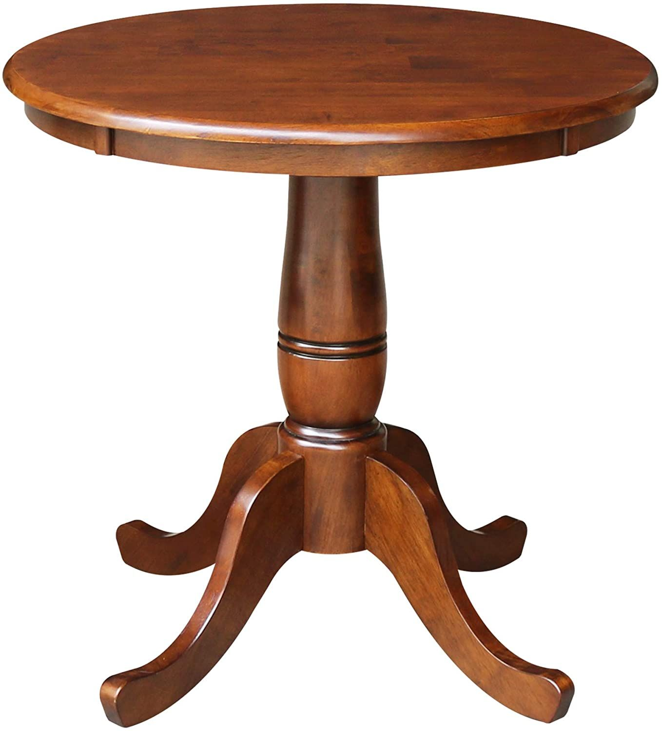 Parawood 30 Inch Round Table Top Set Natural Unfinished Furniture Parawood Natural Wood Table Unfinishedf Round Table Top Table Top Natural Furniture