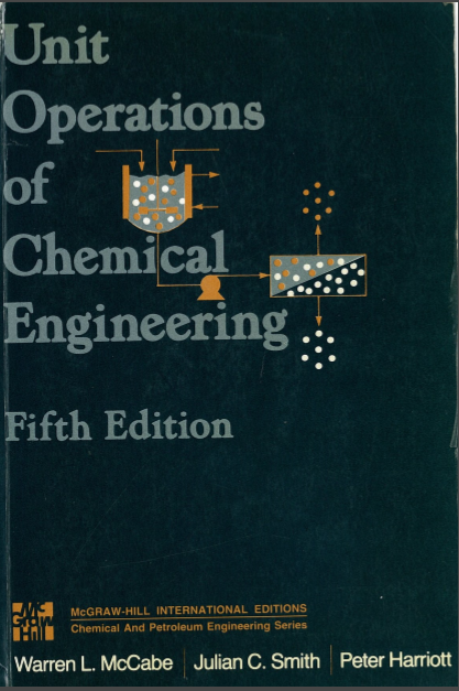 unit operations of chemical engineering pdf | CHemical Engineerin