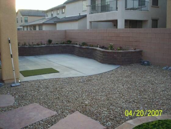 Desert Backyard Landscaping   Google Search