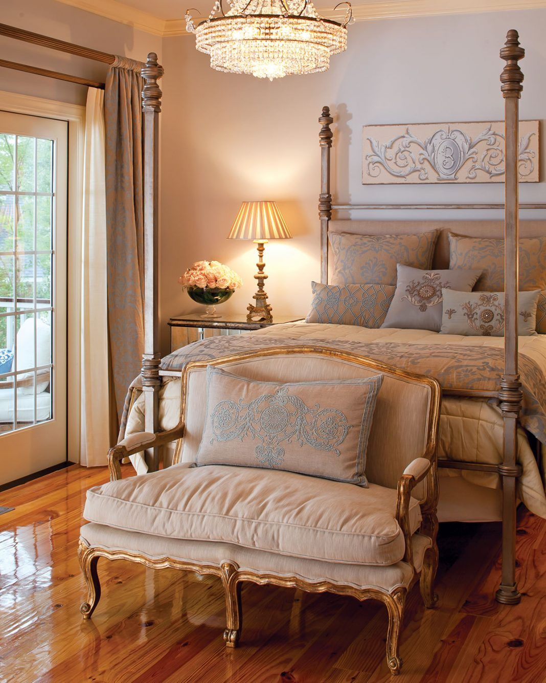 Dreamy Southern Bedrooms