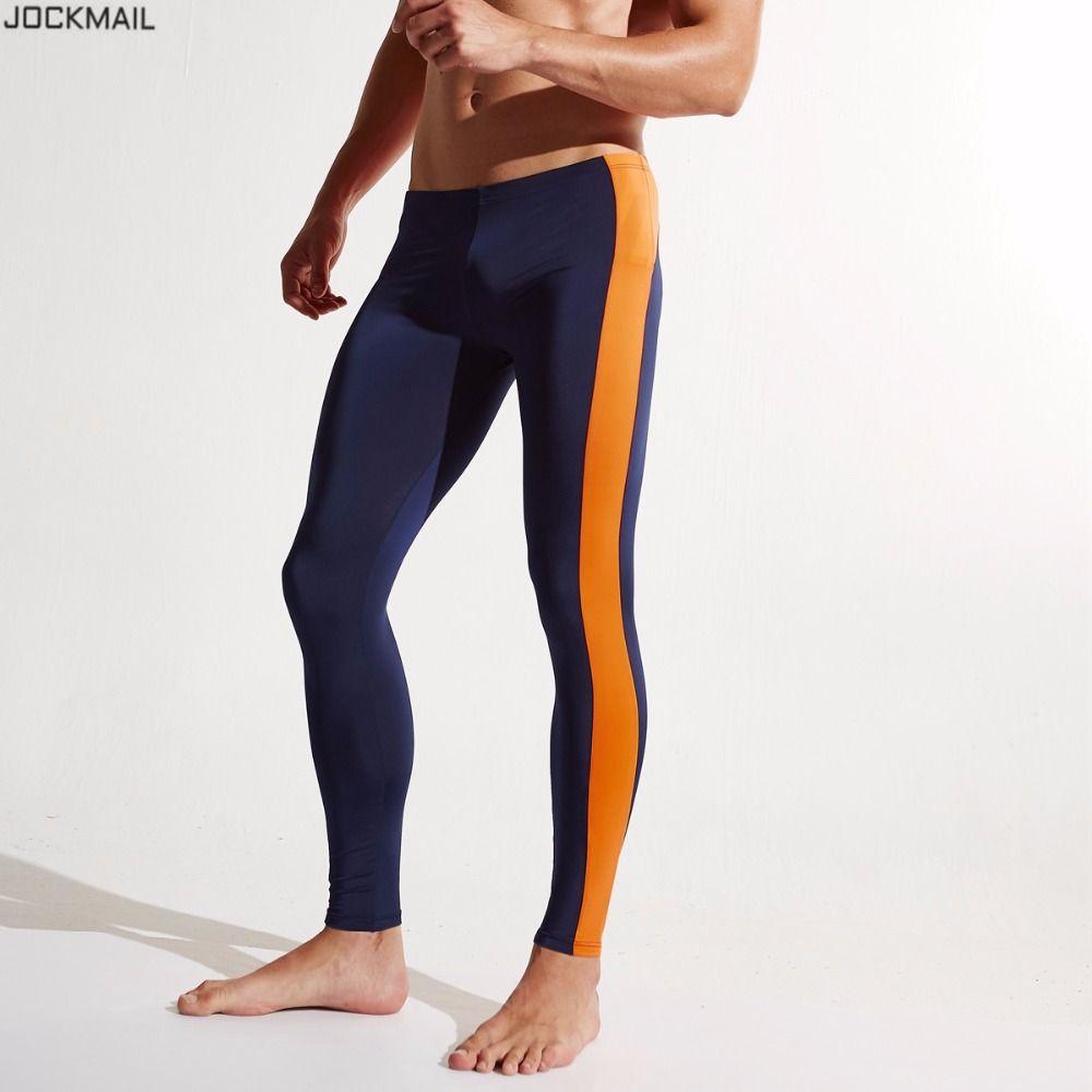 Mens Leggings Running Tights Gym Pants