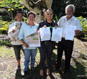"""Projets à Ahonu : """"C'est une affaire d'État"""", clame Hinano Tunoa"""