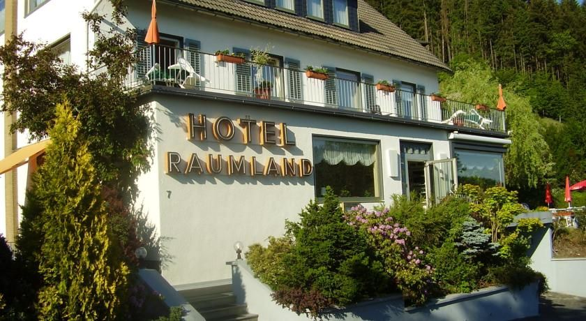Hotel Raumland Bad Berleburg The Hotel Raumland is located