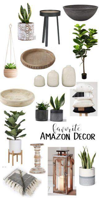 Favorite Decor on Amazon | Start at Home Decor