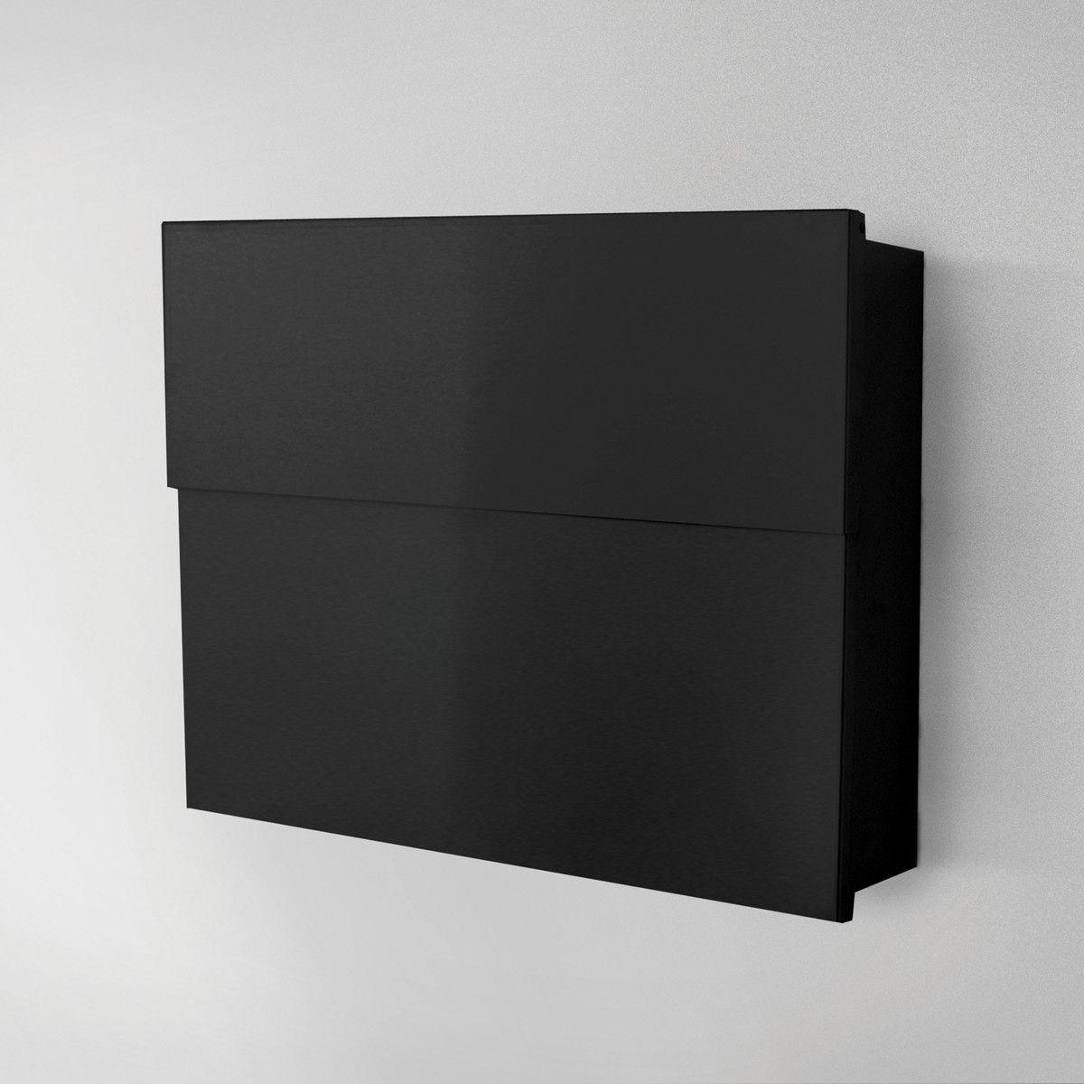 Briefkasten Lettermann radius design briefkasten letterman ii weiß
