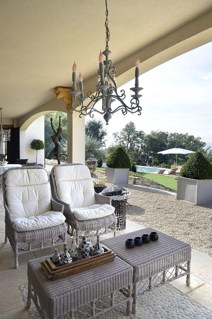 By Zantos interiors  Veranda , France