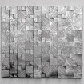 Solistone Commercial Aluminum Mosaic Tiles