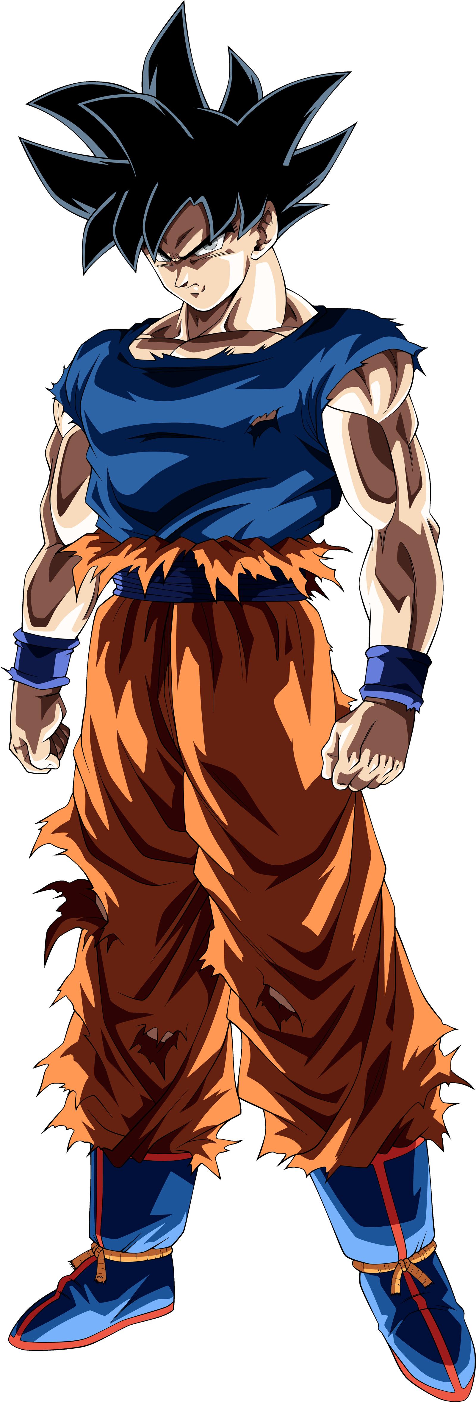 Goku Ultra Instinct Sign By Thetabbyneko On Deviantart