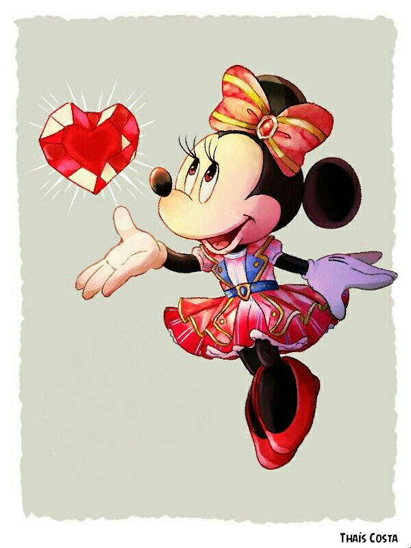 Pin von Thaís Costa auf Scraps mickey e Minnie facebook | Pinterest