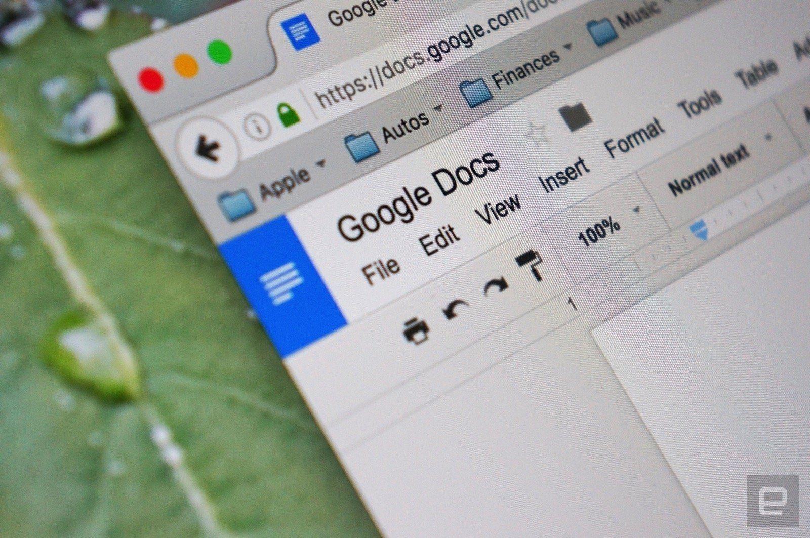 G Suite يمكنك الآن من معرفة من قام بمشاهدة ملفاتك Google