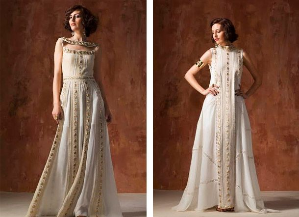 Modern Fashion Inspired By Ancient Fashion Lakme