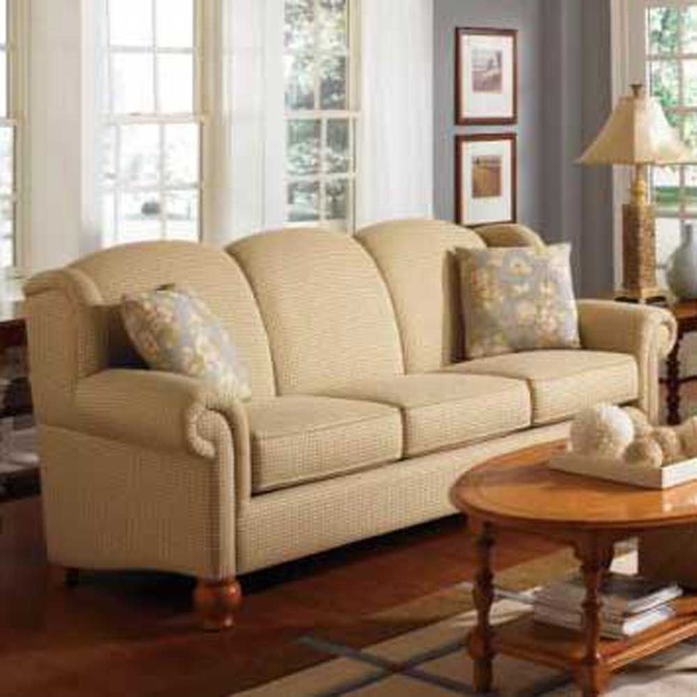 England Fairview Wing Back Sofa Godby Home Furnishings