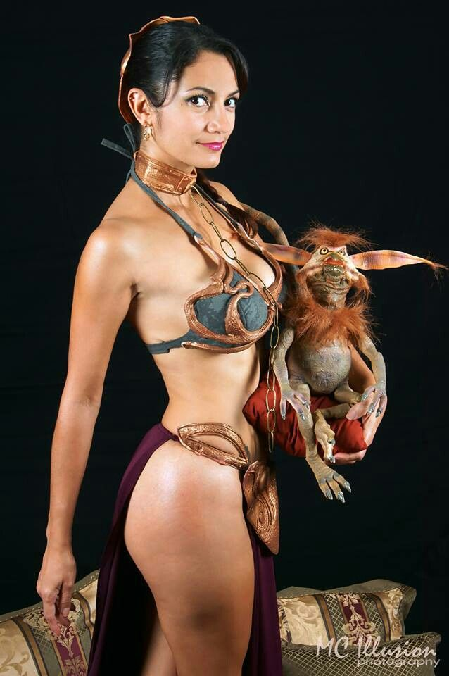Thought star wars princess leia slave girl cosplay opinion, interesting