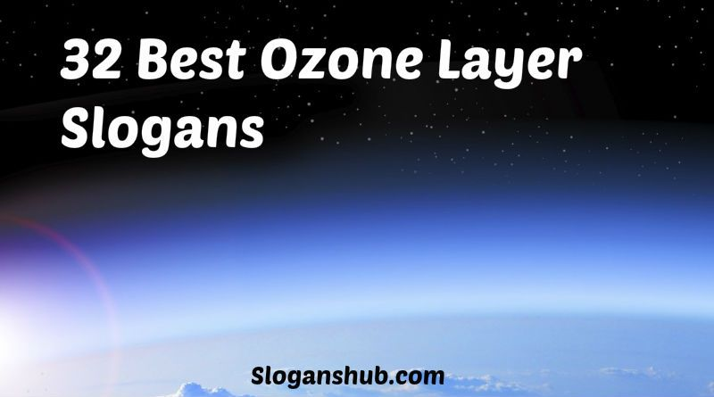 article on ozone layer