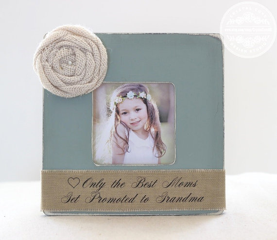 Mimi Gift for Grandma Grandmother Nana Abuela Personalized Picture ...