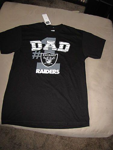 76f523d0c Oakland Raiders Dad t-shirt