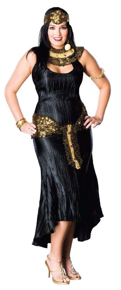 Plus Size Cleopatra Costume | Halloween Costume | Pinterest ...