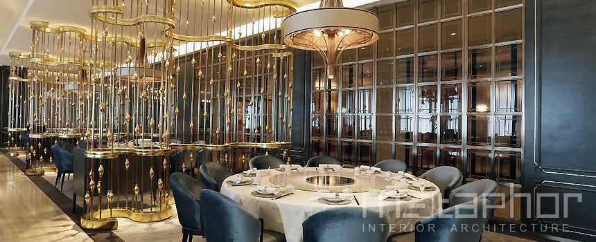 House Of Yuen Fairmont Hotel Jakarta INDONESIA