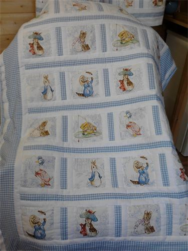 Beatrix Potter Nursery Ideas Quilt Only I M Doing It